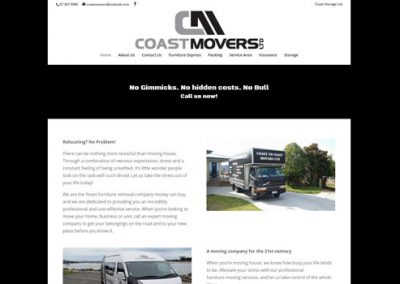 "Coast Movers <a href=""http://coastmovers.co.nz"">Visit Site</a>"