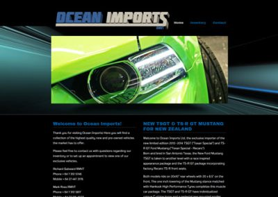 "Ocean Imports Whakatane <a href=""http://oceanimports.co.nz"">Visit Site</a>"