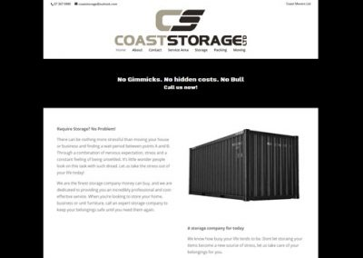 "Coast Storage <a href=""http://coaststorage.co.nz"">Visit Site</a>"