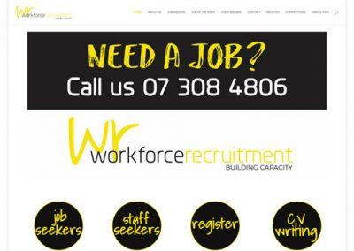 "Workforce Recruitment <a href=""http://workforce-recruitment.co.nz"">Visit Site</a>"